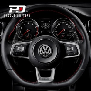VW GTI Rline Clear Paddle Shifter01-500x500